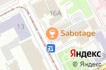 Схема проезда до компании Уловка 22 в Перми
