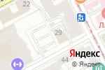 Схема проезда до компании ЭНЕРГИЯ в Перми