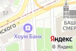 Схема проезда до компании Ешь-ка в Перми