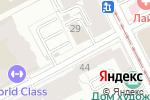Схема проезда до компании Дукан в Перми