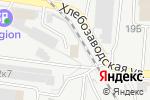 Схема проезда до компании Kaiser Technologies в Перми