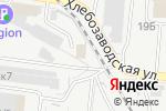 Схема проезда до компании Data-sun в Перми