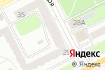 Схема проезда до компании FOUR SEASONS в Перми