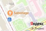 Схема проезда до компании Таймпресс в Перми