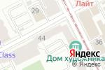 Схема проезда до компании Адрон в Перми