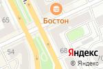 Схема проезда до компании Quick Money в Перми