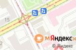 Схема проезда до компании Шаурма в Перми