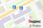 Схема проезда до компании Just dance в Перми