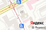 Схема проезда до компании Магазин печей и дымоходов в Перми