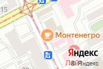Схема проезда до компании Маркер в Перми