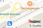 Схема проезда до компании Куратор в Перми
