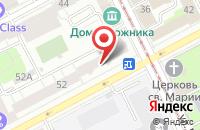 Схема проезда до компании Позитив Пермь в Перми