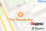 Схема проезда до компании ВГости в Перми
