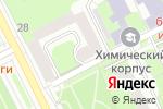 Схема проезда до компании Одеон в Перми