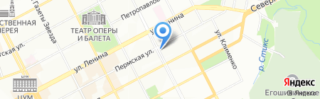 Центр риэлтерских услуг на карте Перми