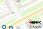 Схема проезда до компании Цветы Рядом в Перми