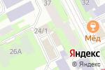 Схема проезда до компании Министерство по управлению имуществом и земельным отношениям Пермского края в Перми