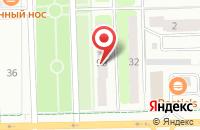 Схема проезда до компании Профешнл Стиль в Перми