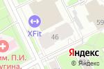Схема проезда до компании ВИА Ойл в Перми