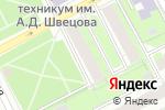 Схема проезда до компании Мир тепла в Перми
