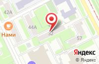 Схема проезда до компании Строй-Сервис в Перми