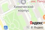 Схема проезда до компании City Spa в Перми