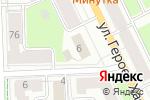 Схема проезда до компании Свердловский районный суд в Перми