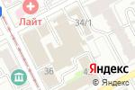Схема проезда до компании Сварочная техника-Урал в Перми