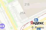 Схема проезда до компании Альтерамед Плюс в Перми