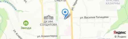 Школа-академия фотоискусства на карте Перми