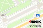 Схема проезда до компании Салон мягкой мебели в Перми