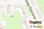 Схема проезда до компании Пермский ФОРМАТ в Перми