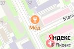 Схема проезда до компании Sota в Перми