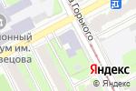 Схема проезда до компании Медико-фармацевтическое училище в Перми