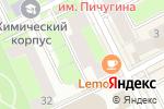 Схема проезда до компании Urban Gaming в Перми