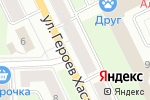 Схема проезда до компании Адвокатский кабинет Медведева С.Н. в Перми