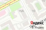 Схема проезда до компании ГЕО-строй в Перми