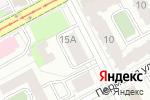 Схема проезда до компании Штаб Навального в Перми