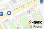 Схема проезда до компании Сервисный центр по ремонту сотовых телефонов в Перми