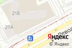 Схема проезда до компании Новостройки PAN City Group в Перми