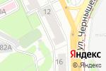 Схема проезда до компании Сантех Стиль в Перми