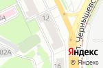 Схема проезда до компании Кадастровый инженер в Перми