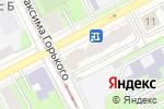 Схема проезда до компании AVIGDOR в Перми