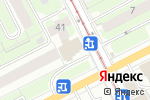 Схема проезда до компании Style Room в Перми