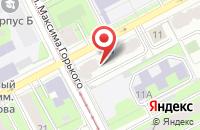 Схема проезда до компании Гражданспецтехника в Перми