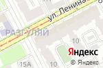 Схема проезда до компании Колумб в Перми
