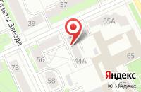 Схема проезда до компании Пермский Фурнитурный Завод в Перми