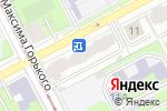 Схема проезда до компании Студия эпиляции в Перми