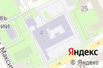 Схема проезда до компании Детский бассейн в Перми