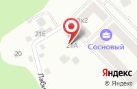 Схема проезда до компании Авторемонтная мастерская в Новоалексеевской